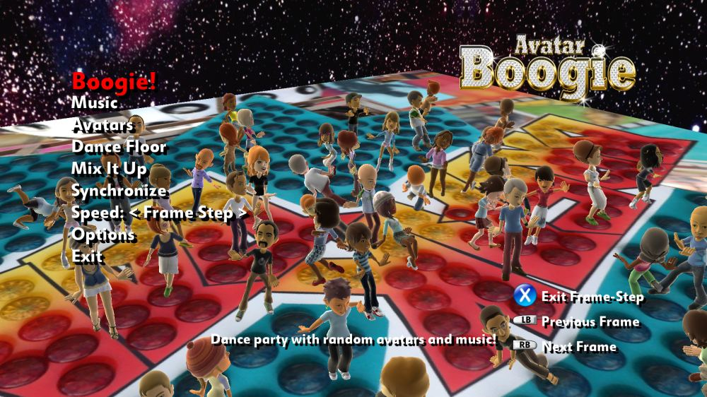 Avatar Boogie Screenshot 2